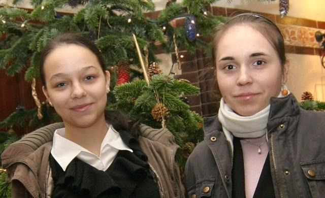 Monika Storman i Joanna Popiel, triumfatorki konkursu o Unii Europejskiej.