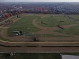 Porządki na wrocławskich Partynicach (ZDJĘCIA Z DRONA)
