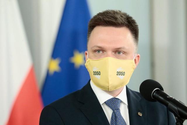 Budowa ruchu społecznego rozpoczęła się po ubiegłorocznych wyborach prezydenckich, w których Hołownia uzyskał 14 proc. głosów.