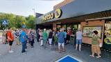 Tłumy na otwarciu pierwszego sklepu Netto w Kielcach [ZDJĘCIA]