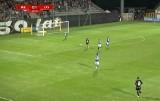 Fortuna 1 Liga. Skrót meczu Miedź Legnica - ŁKS Łódź 0:2 [WIDEO] 11.09.2021