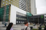 Kraków. Generalny remont Szpitala Rydygiera w Nowej Hucie. Potężny budynek przechodzi wielką metamorfozę