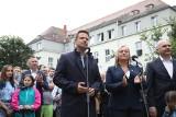 Mały szpital pod Wrocławiem bohaterem kampanii wyborczej