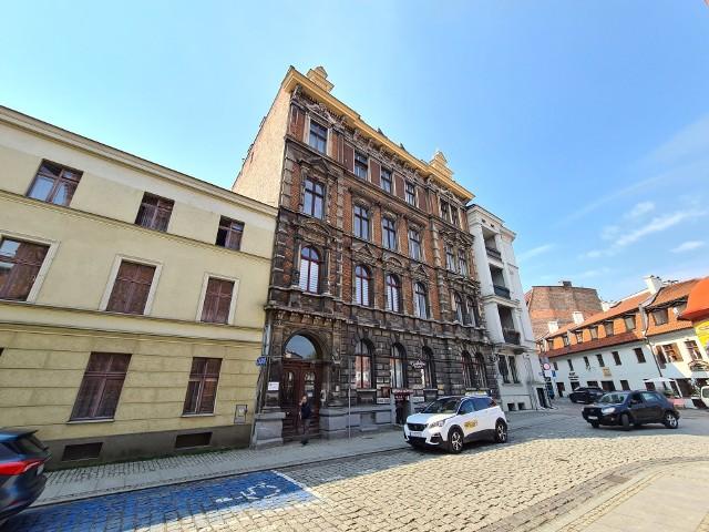 Kamienica przy Strumykowej 19 powstała w latach 80. XIX wieku. Jest dziełem toruńskiego budowniczego Georga Sopparta