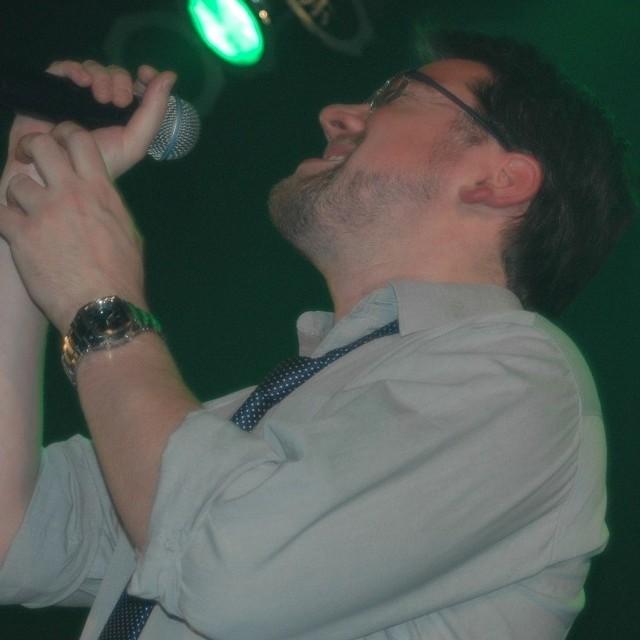 Olesno: Jazzobranie 2008. Kuba Badach.