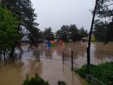 Alarm przeciwpowodziowy w powiatach raciborskim i wodzisławskim. Ponad 300 zgłoszeń, 90 posesji zalanych. Straty są bardzo duże