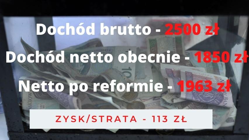 Takie mają być zarobki po zmianach w 2022 roku - wyliczenia wypłat brutto i netto