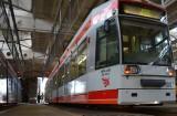 Kiedy MPK przemaluje wagony NF6D na łódzkie barwy? Używane tramwaje z Bochum już prawie w komplecie