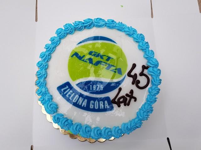 Turniej z okazji 45-lecia GKT Nafta Zielona Góra
