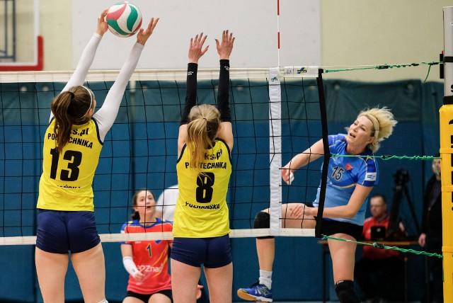 Beata Pawlicka i jej koleżanki z Energetyka nie sprostały po raz trzeci ekipie UKŻPS Kościan