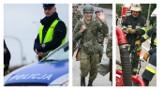 Tak zarabiają żołnierze, policjanci i strażacy [stawki, dodatki]