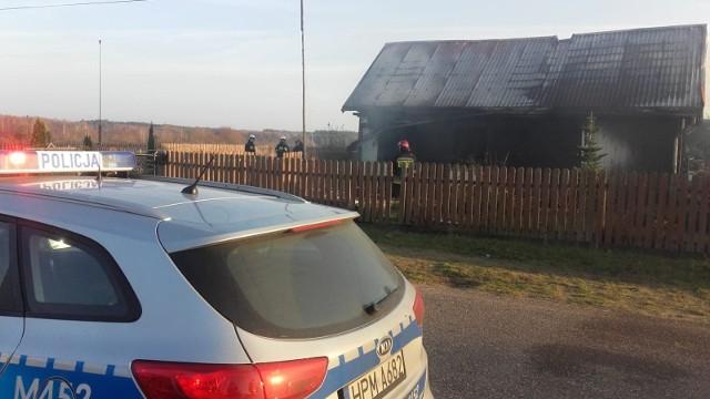 W miejscowości Orzeszkowo na terenie gminy Hajnówka doszło do wybuchu butli gazowej w domu jednorodzinnym.