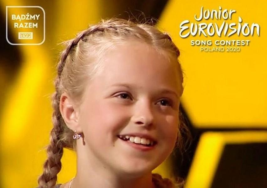 10-letnia Ala Tracz zaśpiewa w listopadzie w konkursie Eurowizja Junior.