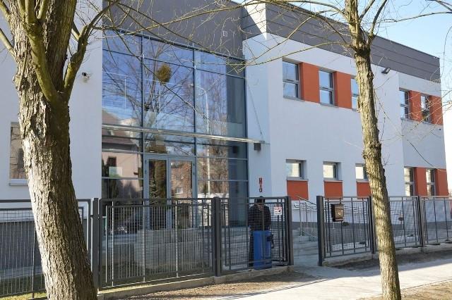 Budynek Miejskiego Ośrodka Pomocy Społecznej