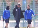 Lech Poznań pierwszy raz trenował pod okiem nowego trenera  Macieja Skorży. Jest nowy asystent szkoleniowca. Wrócił do zajęć Alan Czerwiński