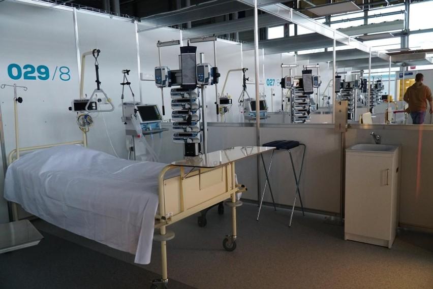 Szpital nie kończy swojej działalności, pozostaje on w...