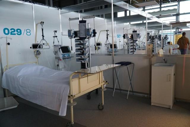 Szpital nie kończy swojej działalności, pozostaje on w gotowości