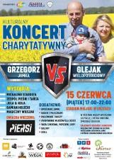 Koncert charytatywny w Orzeszu dla Grzegorza Jamki. Zespół Piersi gwiazdą wieczoru