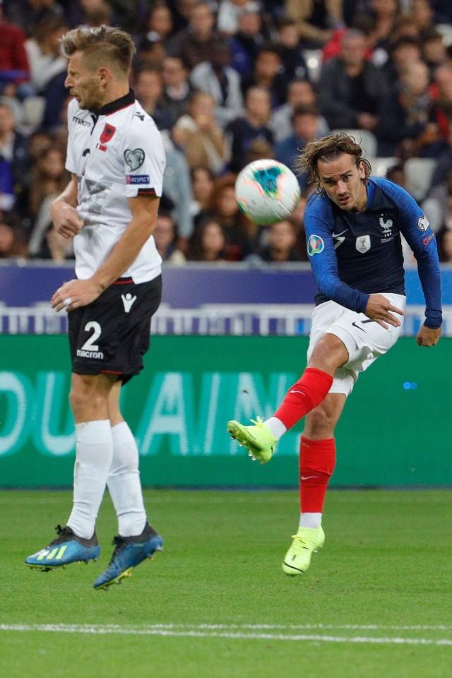 Eliminacje mistrzostw Europy 2020. Wpadka Francuzów i 15 mecz bez porażki Kosowa