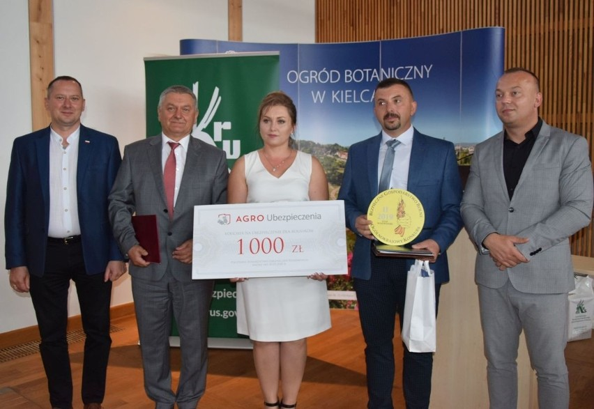 Finał konkursu Bezpieczne Gospodarstwo Rolne w Kielcach. Oto laureaci w województwie świętokrzyskim [ZDJĘCIA]