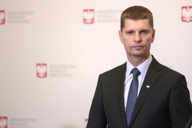 Dariusz Piontkowski to jedynka Prawa i Sprawiedliwości do Sejmu z województwa podlaskiego
