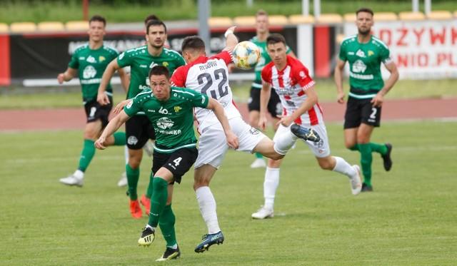 Górnik Łęczna - ŁKS Łódź 2:0 (0:0)