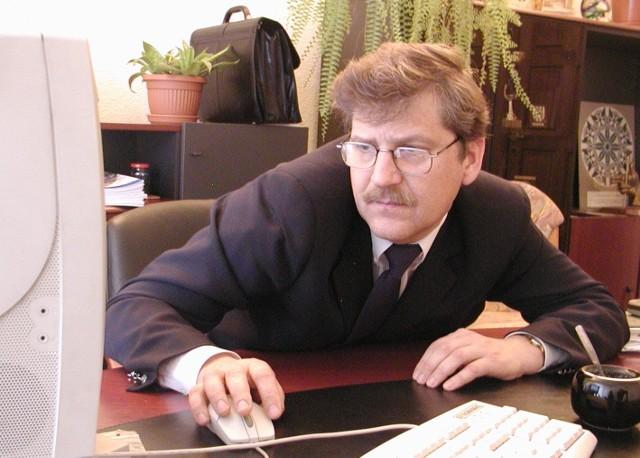 Jacek Miłosz, dyrekotr PGE Elektrociepłowni w Lublinie