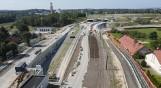 Kraków. Linia wzdłuż Trasy Łagiewnickiej już prawie gotowa, ale tramwaje pojadą nią najwcześniej za 9 miesięcy [ZDJĘCIA]