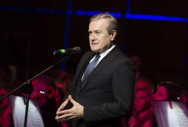 Minister Piotr Gliński komplementował toruńskie Jordanki. On sam komplementowany jest trochę rzadziej
