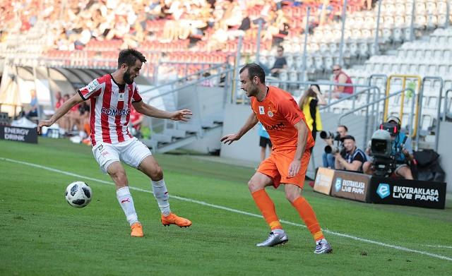 Cracovia w tym sezonie przegrała z Zagłębiem 0:1 i pokonała je 2:1