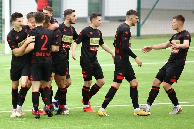 Piłkarze rezerw Jagiellonii zostali pierwszym finalistą Regionalnego Pucharu Polski