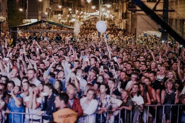 Koncerty z okazji Urodzin Łodzi odbędą się w dniach 28-29 lipca. W ubiegłym roku muzyczne gwiazdy zgromadziły 40 tys. widzów.