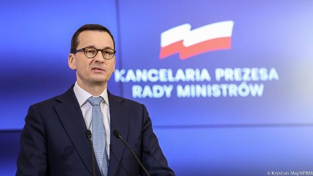 Premier apeluje o Narodowy Tydzień Kwarantanny