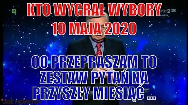 Memy o wyborach prezydenckich 2020. Śmieszne obrazki o wyborach, do których nie dojdzie. Kampania wyborcza w krzywym zwierciadle