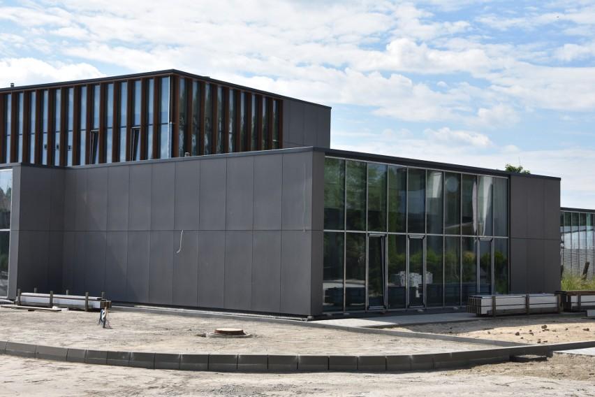 Nowe przedszkole powstaje w pobliżu SP w Mroczy....