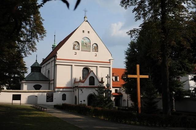 Sanktuarium Matki Bożej Łaskawej i klasztor franciszkanów w Wieliczce