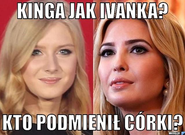 Kinga Duda doradcą społecznym prezydenta. Internet: mamy polską Ivankę. Zobacz memyZobacz kolejne zdjęcia. Przesuwaj zdjęcia w prawo - naciśnij strzałkę lub przycisk NASTĘPNE