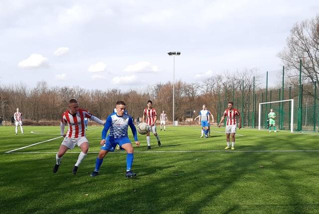 Mecz Centralnej Ligi Juniorów U-17 Hutnik Kraków - Cracovia
