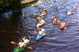 Spływy kajakowe bezpieczniejsze. Kajakarze szkolą WOPR