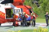 Seria wypadków w Tatrach. Turysta zginął na Rysach, uraz nogi na Wołowcu i wypadek między Zawratem a Świnicą