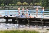 Jezioro Glibiel, czyli woda z tajemnicą na dnie. Co można znaleźć na dnie lubuskiego jeziora? Podobno czasami widać stwora...