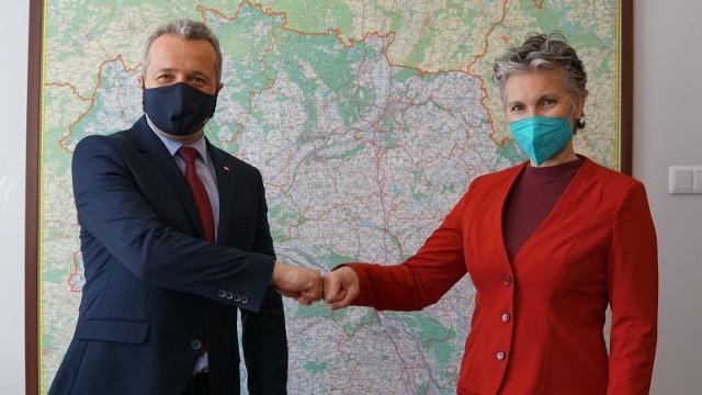 Dr Grażyna Szabelska została powołana na stanowisko pełnomocnika ds. rodziny przez wojewodę Mikołaja Bogdanowicza