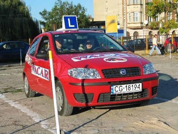 Wszystkie grudziądzkie szkoły jazdy czeka  wymiana floty kursowych samochodów.
