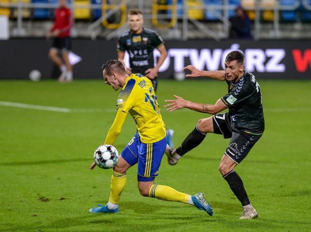 Piłkarze Arki Gdynia chcą zrewanżować się na wyjeździe rywalowi z Górnego Śląska za porażkę u siebie w rundzie jesiennej.