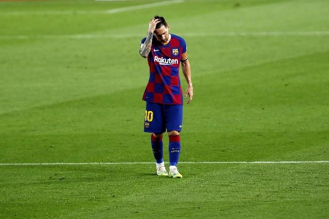Messi: Real Madryt zrobił swoje, my musimy zacząć od zera