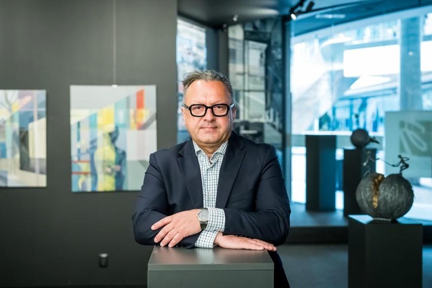 Robert Gołębiowski, bydgoski biznesmen, od lat inwestuje w...
