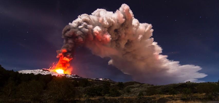 #7 Włochy, Etna...