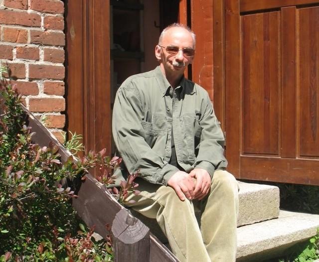 - W Pławiu znalazłem dla siebie wymarzone miejsce do życia – podkreśla Piotr Januszek.