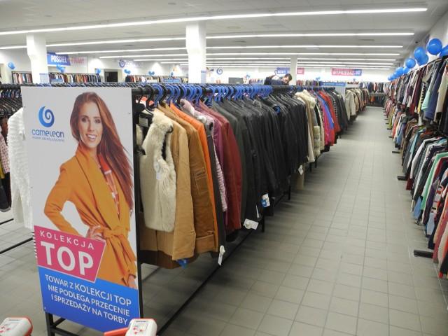 85d217ec2178a0 Cameleon - potężny sklep z markową odzieżą używaną otwiera się w Białymstoku