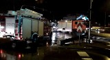 Czołowe zderzenie w Gliwicach. 5 osób, w tym dzieci, trafiło do szpitala po wypadku na DK44
